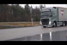 Volvo Trucks Emergency Braking