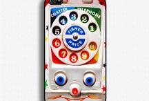 iPhone cases / by Amanda Vaughn