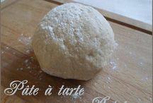 Pâte à tartes