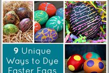 Hippity Hoppity Easter / Great ideas on how to make your Easter Holiday Extra Super Special!  / by Harris Teeter