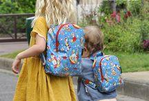 BB BAG LÉO / Les BB bags ont été conçus exclusivement pour que les «tout-petits» (de 6 à 36 mois) puissent emporter leurs petites affaires comme les grands!
