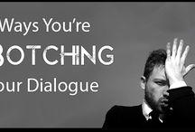 Dialogue Tips and Tricks