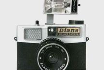 cameras / 35mm film cameras, Polaroids...