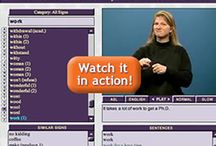 ASL Resources / by RIT/NTID
