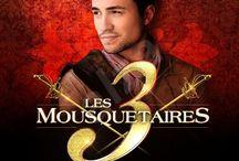 3 Les Mousquetaires