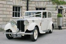 Auto de Casamiento vintage