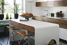 Kitchen Design: Stark Contrasts