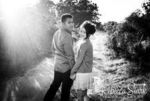 Engagement sessions / by Rebecca Stark
