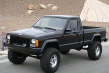 jeep comanche 4x4