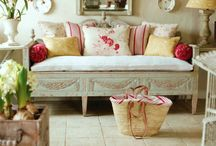 French country decor / by Pamela Archer
