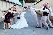 bláznivé svatební fotky