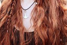 Red-Ginger hair