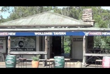 Wollombi Videos / Video Clips about the Picturesque Wollombi Valley