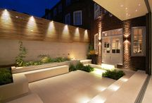 Sunken Terrace ideas