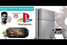 PlayStation 4 20. Yıl Özel Üretim Kazanma Fırsatı