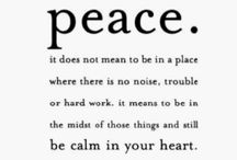 {June} Peace