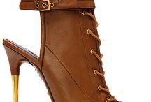 Kadın modasında ayakkabılar