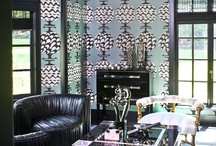 CHI ~ Designer Tribute Kelly Wearstler / by Cornerstone Home Interiors