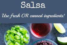 Dips n Salsa