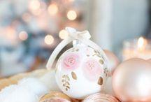 Pink święta : Pastelowo..