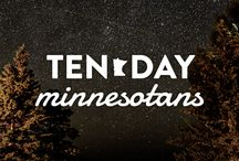 Things to do in Minnesota / Minnesota is so much more than the Mall of America. Check out some of our amazing lakes and North Shore, the great outdoors, museums and some other bucket list worthy spots in MN. Midwest | Travel | Weekend Getaway | North Country | Bucket List