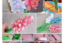 Tavaszi kézműves ötletek