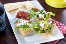Cook salad / Taco salad