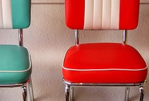 Chairs / by Hello Yesterday