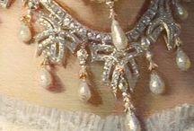 Perle dipinti