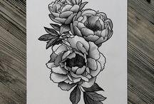 Blomstertatoveringer