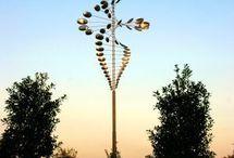 Garden and Wind Sculptures