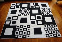 Black and White / by Flare Fabrics