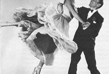 Dancers in Old Movies