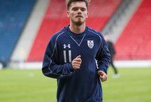 Aidan McIlduff / Pictures of Queen's Park loan player from Celtic - Aidan McIlduff