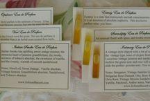 Perfume Sample Packaging