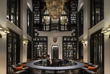 Hotels, bars and restaurants
