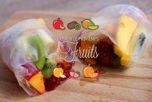 Cuisine : fruits / by La petite vie de Ci