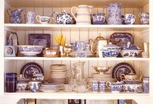 Chinoisere Chic / All things fabulous blue  & white / by Stacey Leuliette