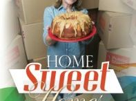 """Home Sweet Homes"" / My book, ""Home Sweet Homes: How Bundt Cakes, Bubble Wrap, and My Accent Helped Me Survive Nine Moves"""