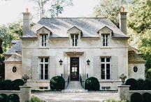 Hampton style exterior