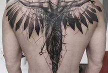 Engel Tattoo / Angel, Engel