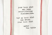 bookclub ideas