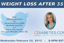 Diabetes Chats on Twitter / Info about the next Diabetes Chat on Twitter.