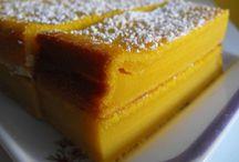 Bolos / Selecionámos as melhores receitas de bolos numa secção em constante crescimento, onde poderá encontrar bolos fáceis de confecionar entre outros mais elaborados.