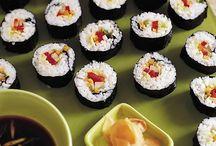 Sushi....yummmmm