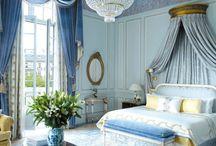 Louis XVI decorating style