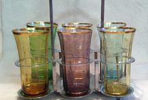 glass caddies