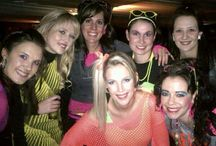 80s Theme Party / Totally awesome 80s!!