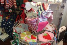Children's accessories @ Bobelles, Leek,  Staffordshire. / Children's accessories available at Bobelles in Leek, Staffordshire.