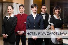 Hotel Riva - Zaposlenje
